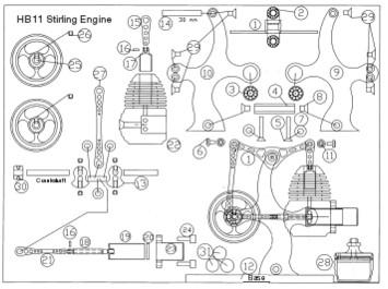 Product details likewise Sparc additionally Stirling Engine Plans together with Solar Stirling Engine moreover 05. on diy stirling engine